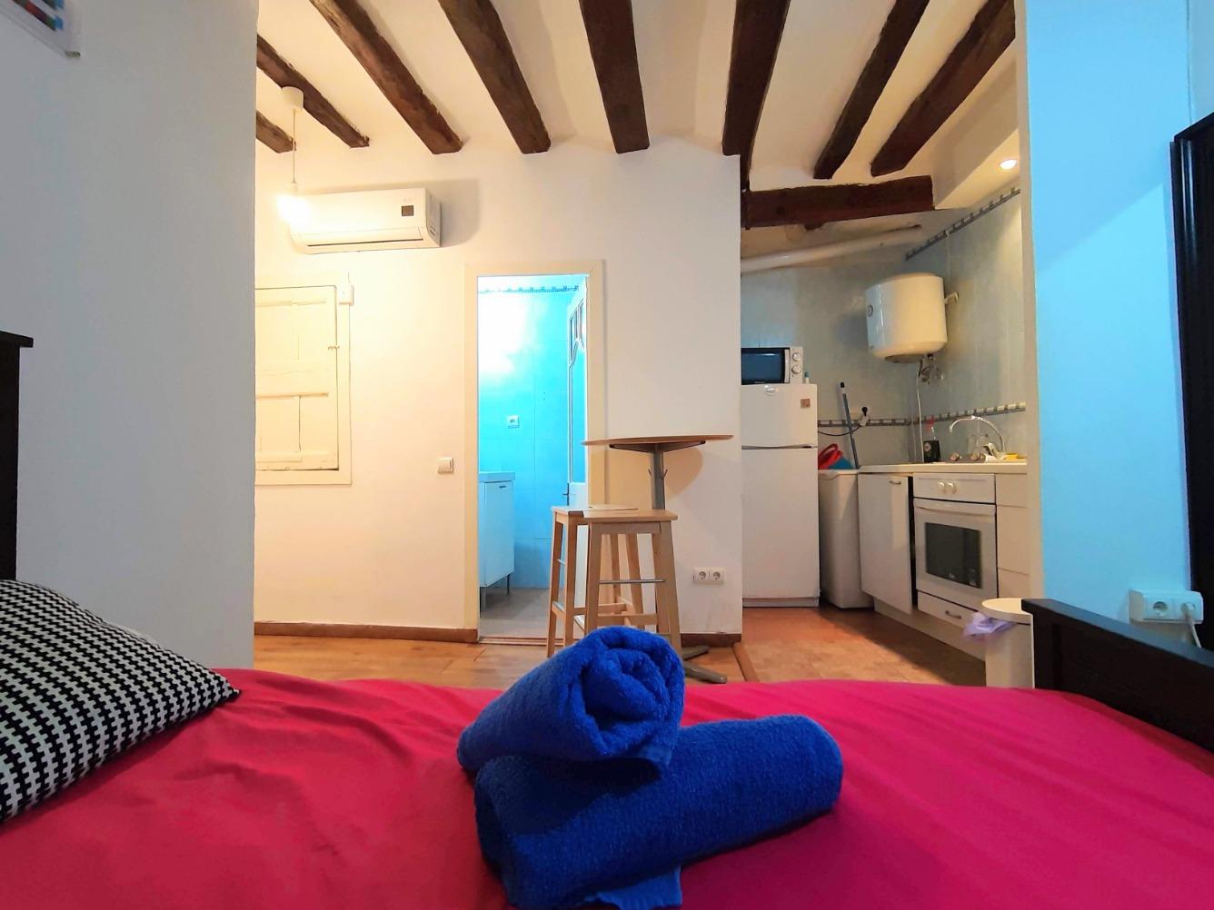 Apartment in Barcelona - ciutat vella.  For sale: 117.000 €.