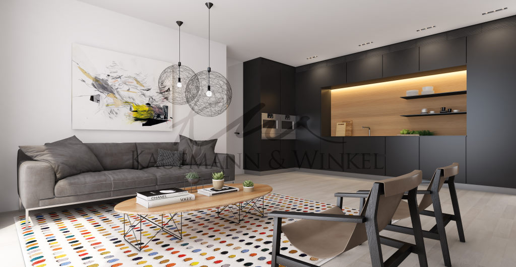 Piso en Barcelona. Jardin privado, Parking privado, Piscina privada.3 bedrooms. For sale: 1.200.000 €.