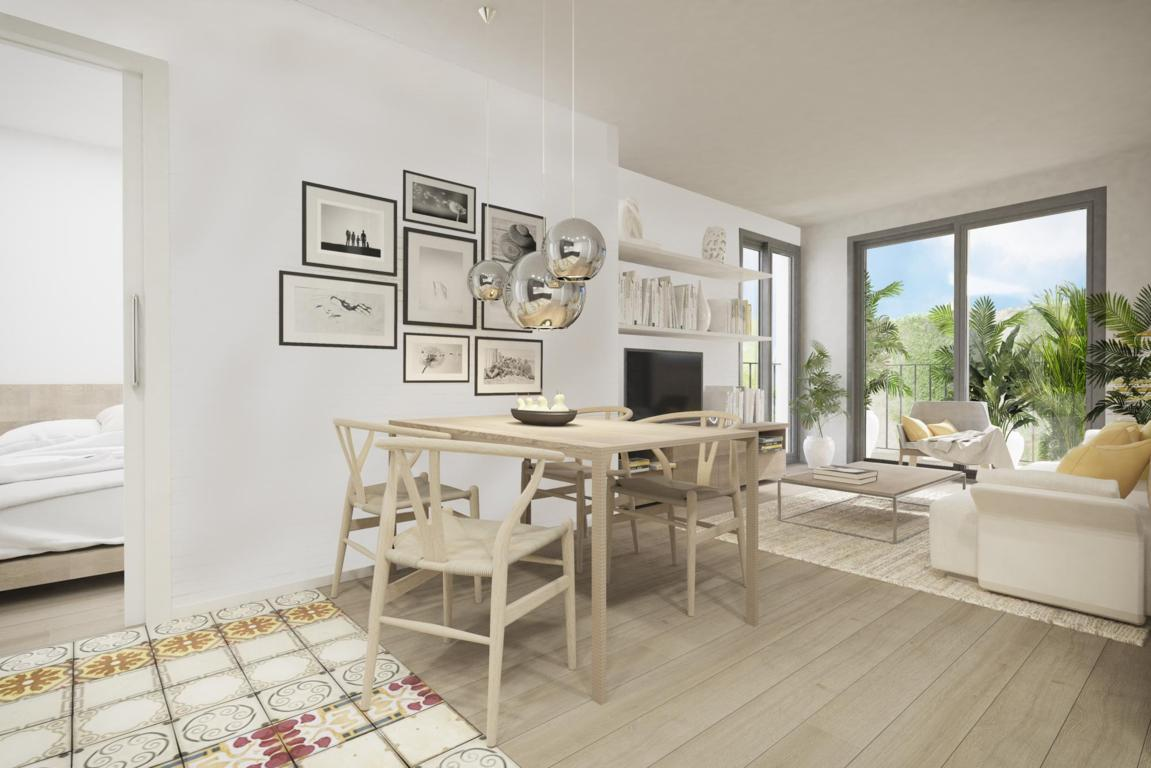 Apartment in Barcelona - ciutat vella. Balcony, Terrace.2 bedrooms. For sale: 460.000 €.