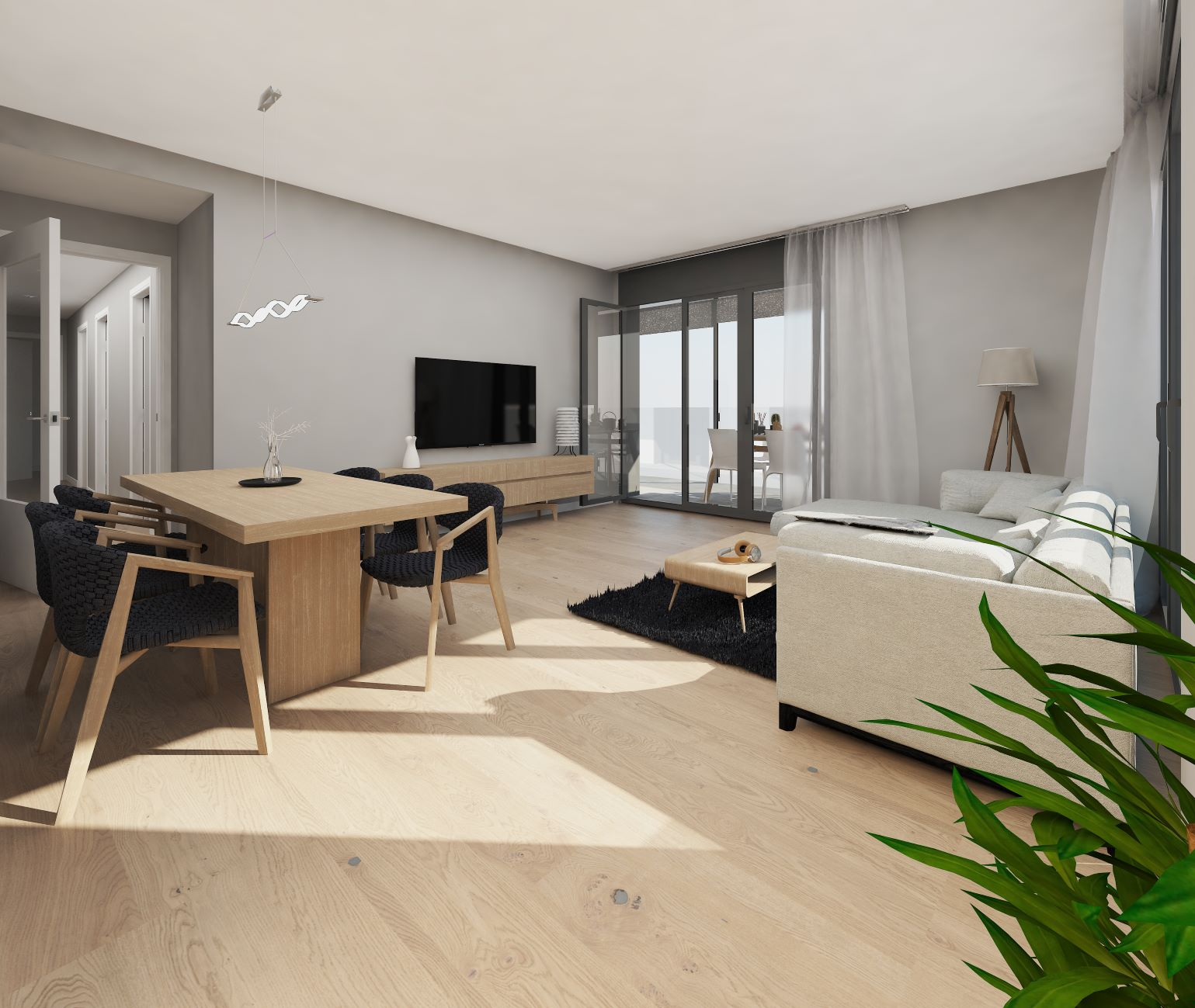 Apartment in Barcelona - poble nou. Private parking, Private swimming pool.2 bedrooms. For sale: 349.000 €.